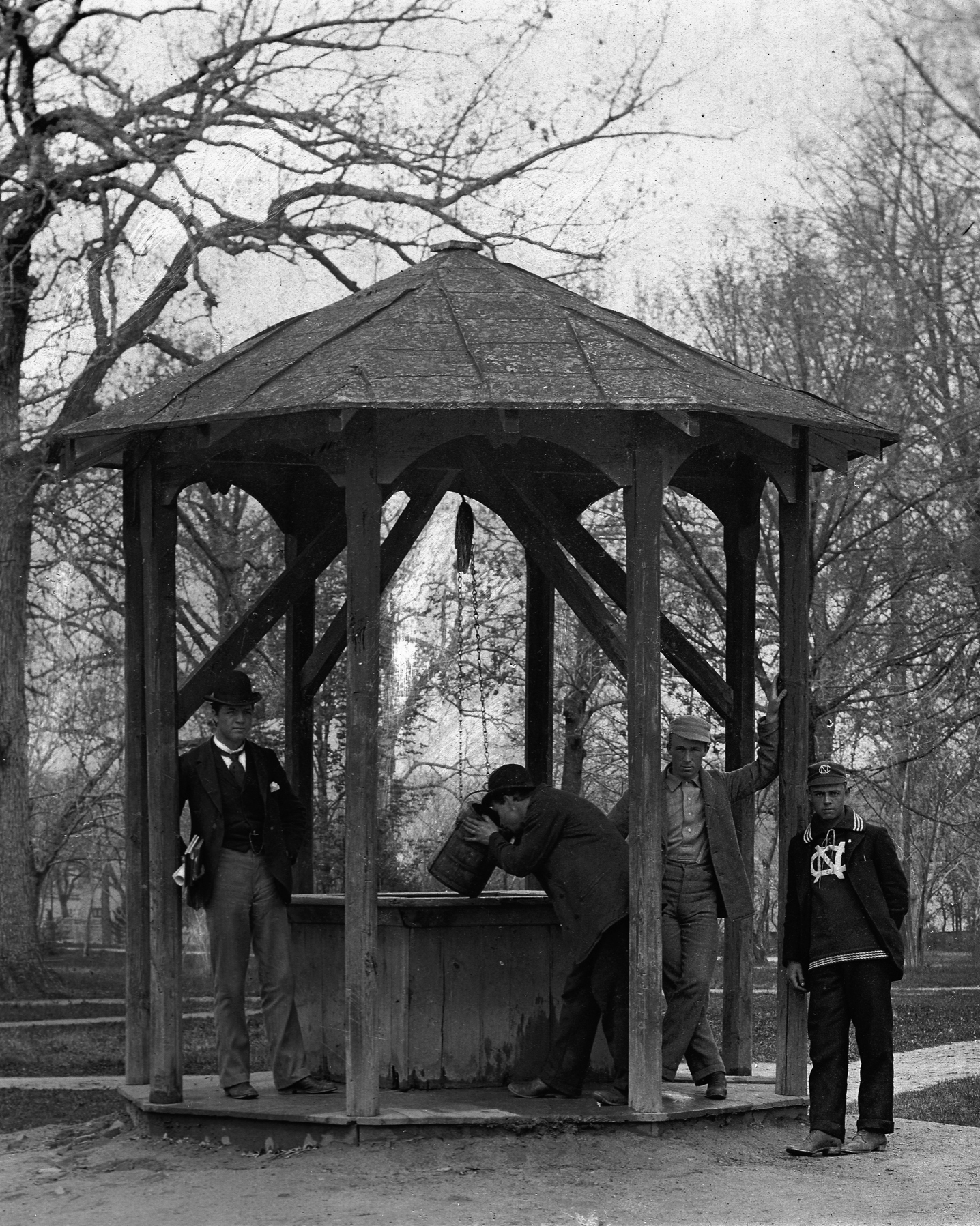 The Old Well, 1892