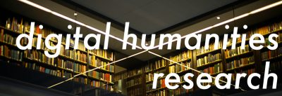 Digital Humanities Research banner