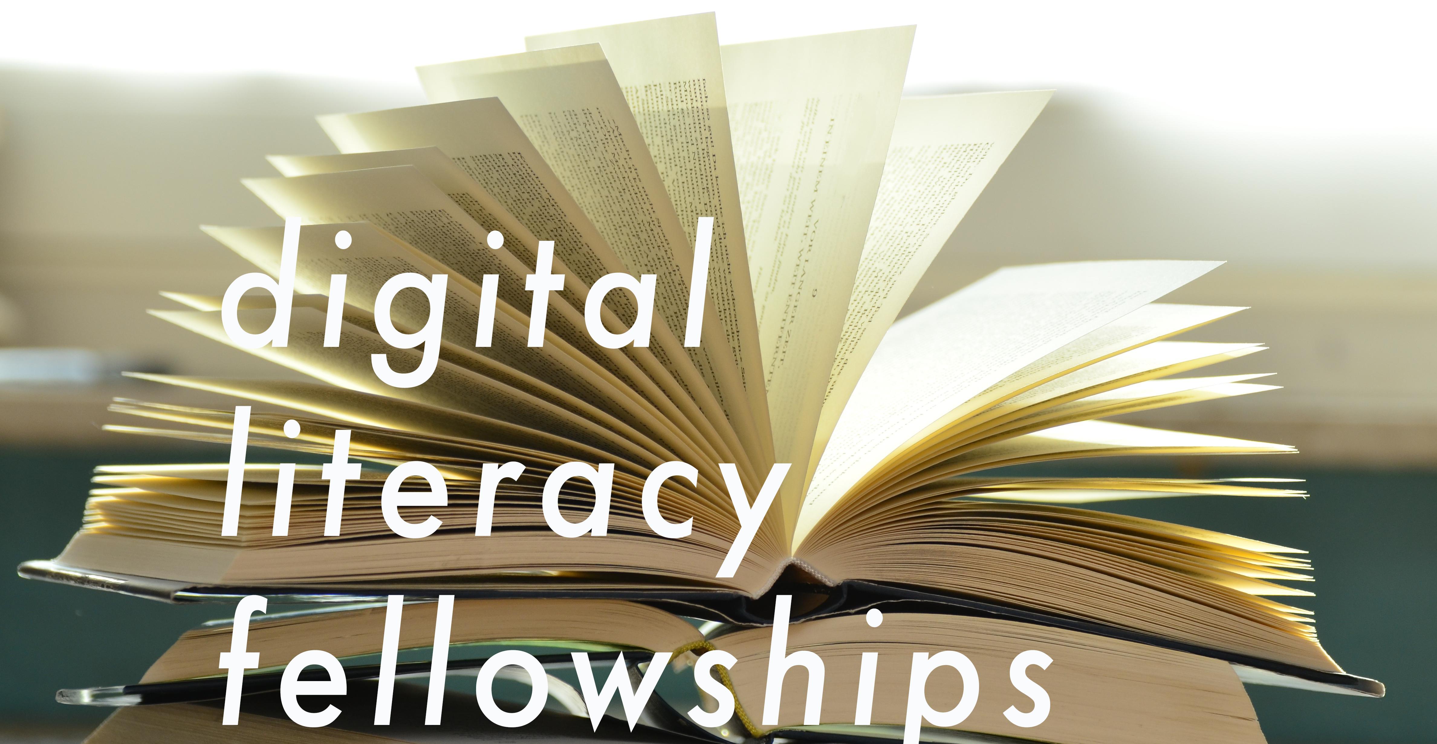 digital literacy fellowships banner