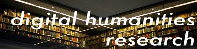 digital humanities research
