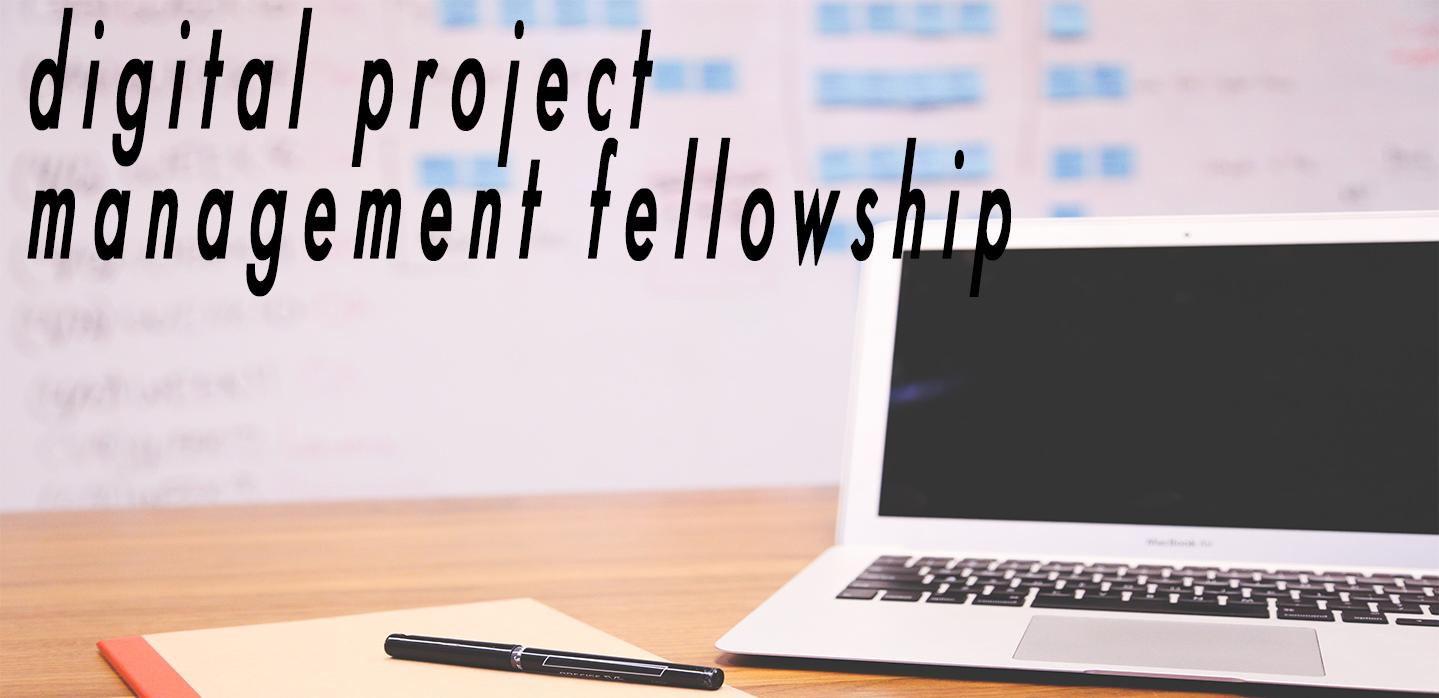Digital Project Management Fellows