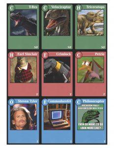 Matthew Duncan's Cards