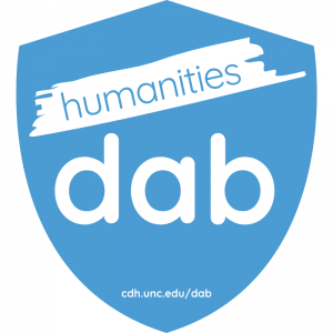 humanities dab badge